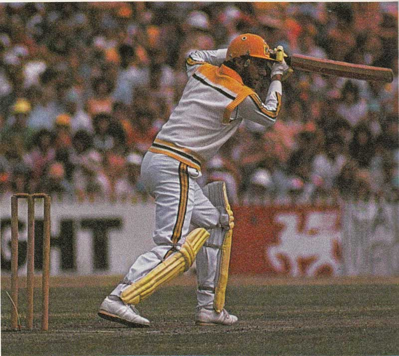 Greg Chappel one day cricket