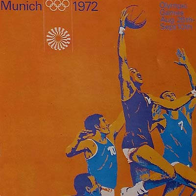 1973 IDEA Magazine Munich Olympics Feature