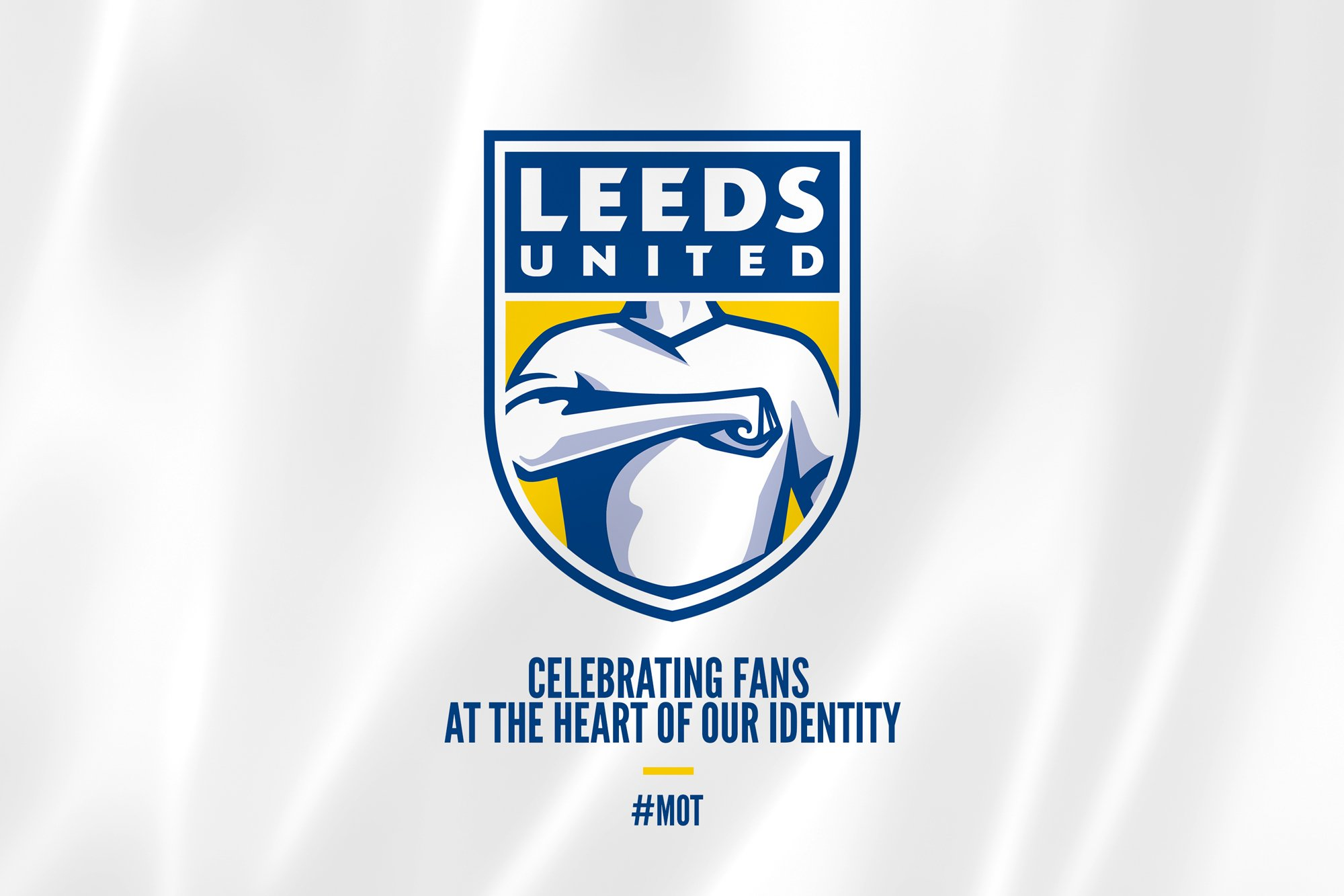 Leeds new logo