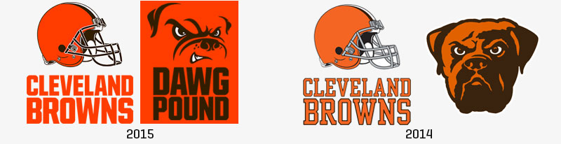 New Dawg Pound logo