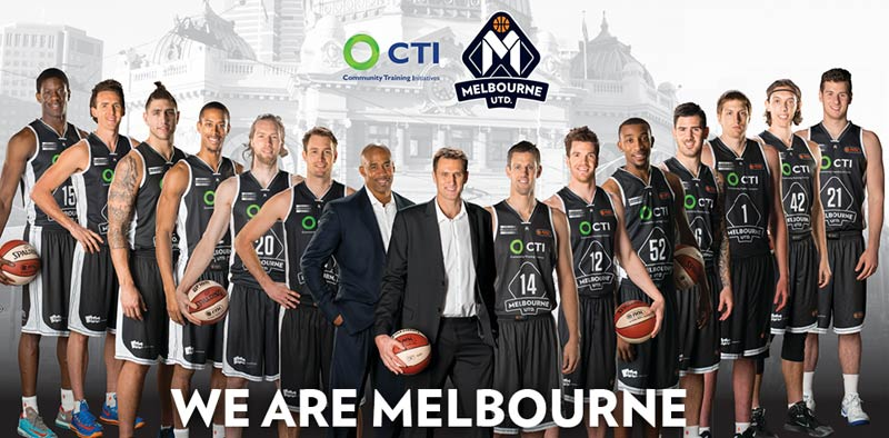 Melbourne United Brand
