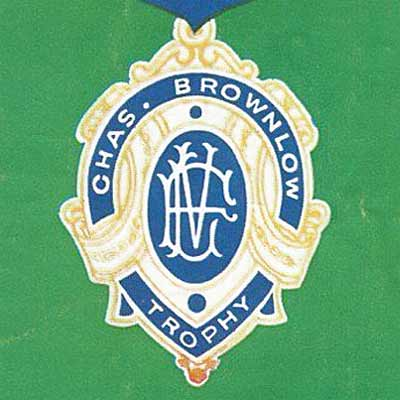 Brownlow Modern: 1964 Footy Record Cover