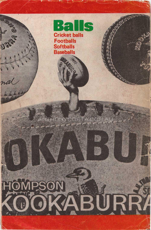 Kookaburra cricket ball